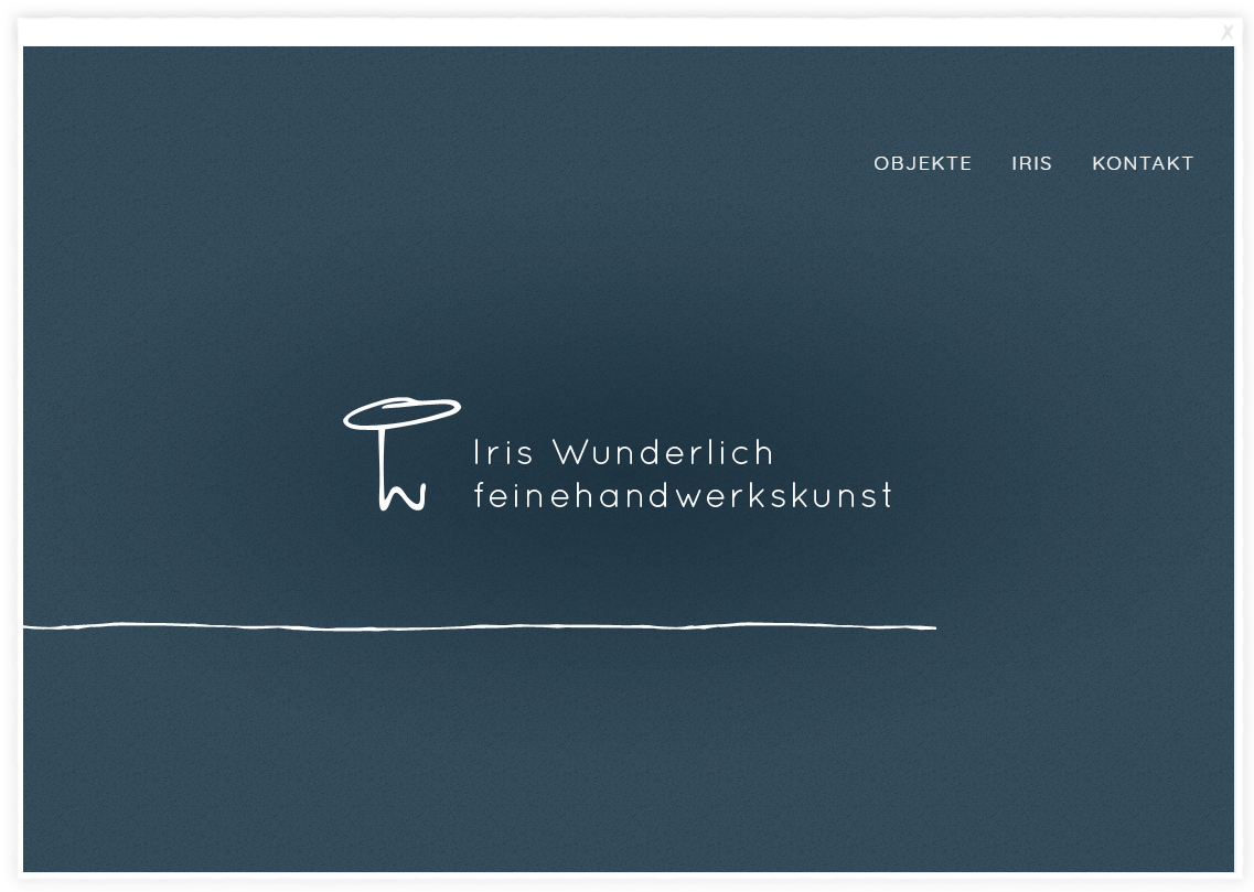 christianwiegert.de | iriswunderlich.de | Screenshot-Website